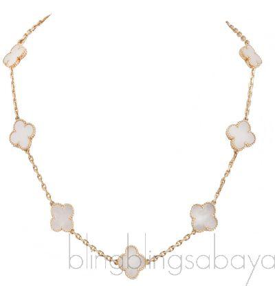 Vintage Alhambra Necklace