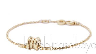 B.Zero1 Yellow Gold Bracelet