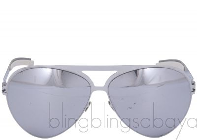 SEPP F10 Silver Sunglasses