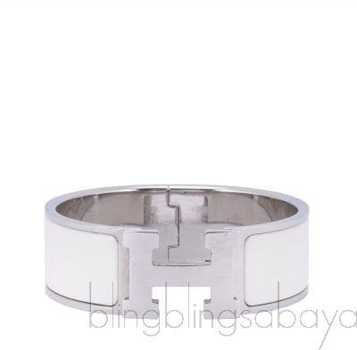 Clic Clac H Wide Bracelet