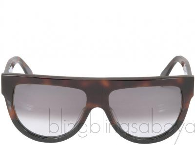 CL41026/s Havana Black Sunglasses