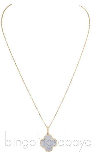 Magic Alhambra Long Necklace