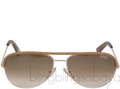 FS5096L Brown Sunglasses