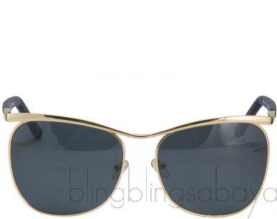 The Row Black Sunglasses