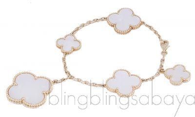 Magic Alhambra Bracelet