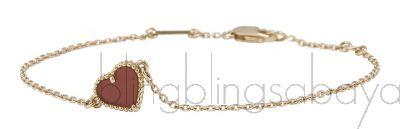 Sweet Alhambra Heart Bracelet
