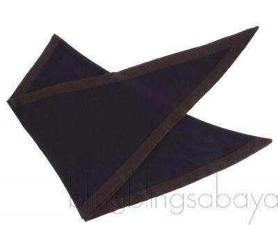 Scialle Twice Triangle Shawl