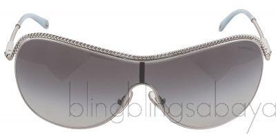 Silver TF3040-B Gradient Sunglasses