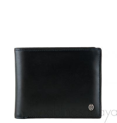 Pasha de Cartier Black Wallet