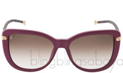 Charlotte Fuchsia Sunglasses
