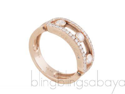 Move Classic Pave Diamond Ring