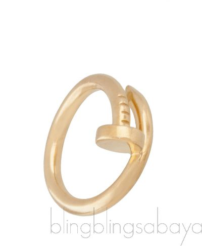 Juste un Clou Yellow Gold Ring