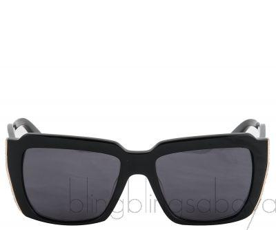 ET655S Black Sunglasses