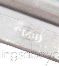 Silver & Enamel Cufflinks